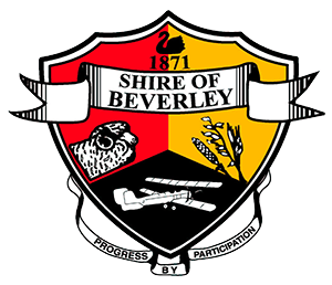 Shire of Beverley Logo