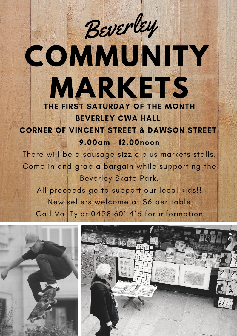 Community Markets @ the CWA